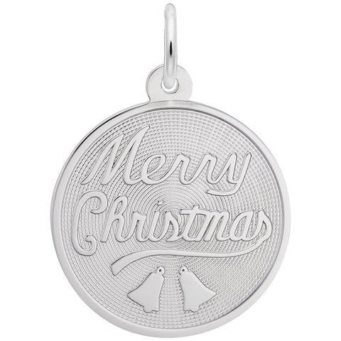 Merry Christmas Disc, Engravable