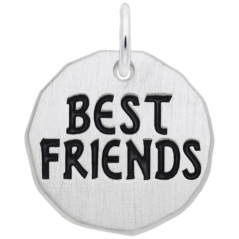 Best Friends Tag, Engravable