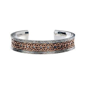 Scavaig Celtic Bangle
