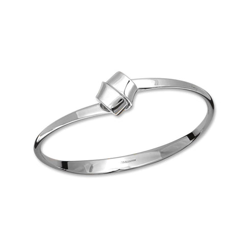 Love Knot, Sterling Silver