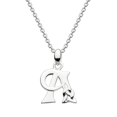 Celtic Initial Letter A