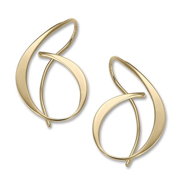 Allegro, Small-Earring-E.L. Designs by Ed Levin Studio-teklaestelle
