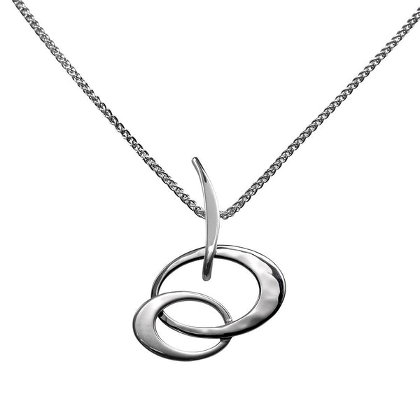 Entwined Elegance Petite Necklace