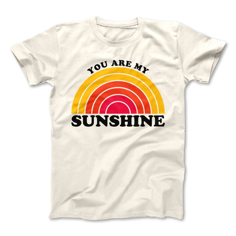 You Are My Sunshine Adult Tee