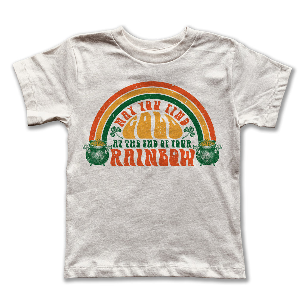 Gold At the End of Your Rainbow Tee