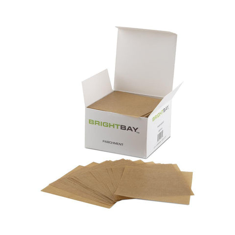Parchment Paper - 3x3 - Brown - 1000ct