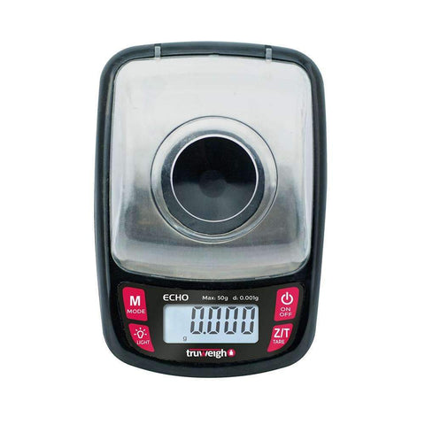 Truweigh Echo Scale - 50g x 0.001g - Black