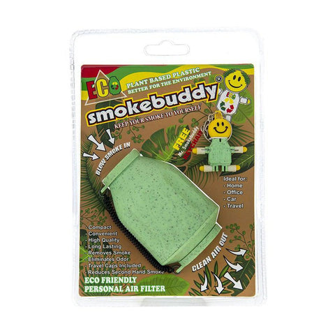Smoke Buddy Original - Eco Green