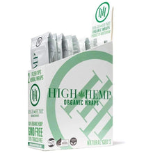 Load image into Gallery viewer, High Hemp Wraps - Original Herbal 25Ct