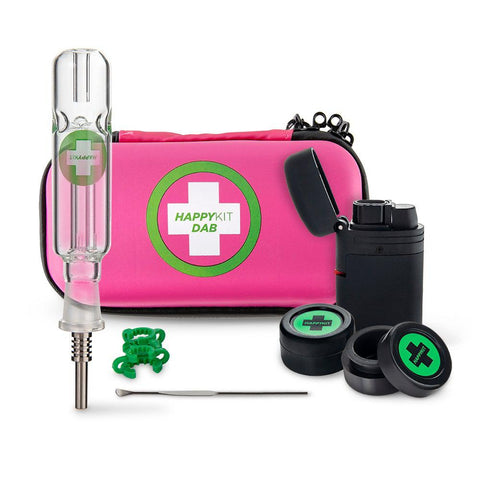 Happy Dab Kit / Pink