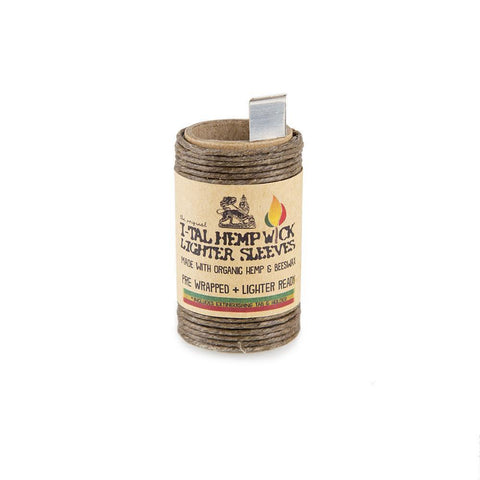 Hempwick Lighter Sleeve - 24ct