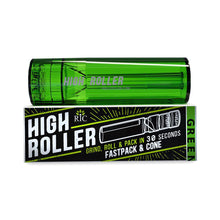 Load image into Gallery viewer, Roll It Highroller - Grinder & Cone Filler Green Grinders