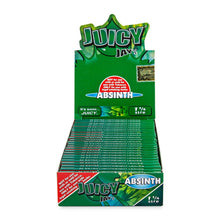 Load image into Gallery viewer, Juicy Jays Papers - 1 1/4 - Absinth - 24ct