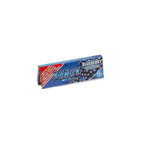 Juicy Jays Papers - 1 1/4 - Blueberry - 24ct