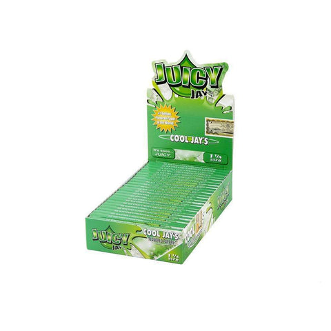 Juicy Jays Papers - 1 1/4 - Cool Jays - 24ct