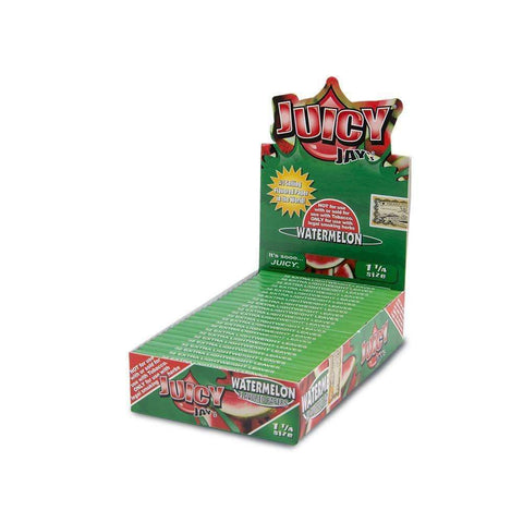 Juicy Jays Papers - 1 1/4 - Watermelon - 24ct