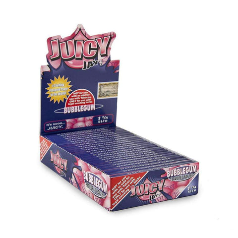 Juicy Jays Bubble Gum Papers 1 1/4 - 24ct
