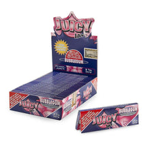 Load image into Gallery viewer, Juicy Jays Bubble Gum Papers 1 1/4 - 24Ct Rolling