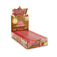 Load image into Gallery viewer, Juicy Jays Maple Syrup Papers 1 1/4 - 24Ct Rolling