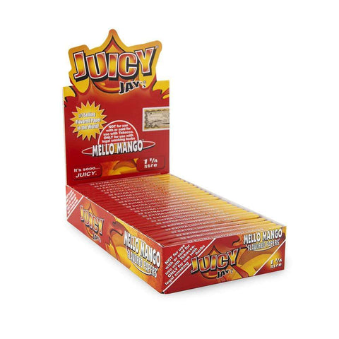 Juicy Jays Mello Mango Papers 1 1/4 - 24ct