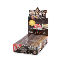 Load image into Gallery viewer, Juicy Jays Milk Chocolate Papers 1 1/4 - 24Ct Rolling