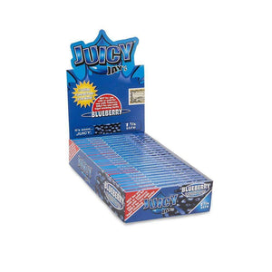 Juicy Jays Blueberry Papers 1 1/4 - 24Ct Rolling
