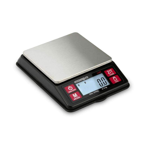 Truweigh LUX Digital Scale - 1000g x 0.1g - Black