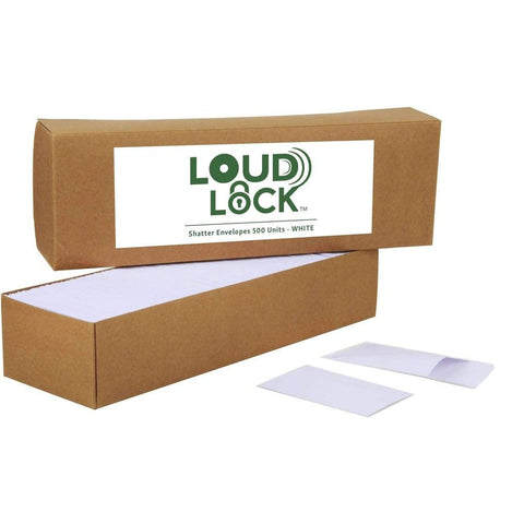 Loud Lock Concentrate Shatter Envelopes