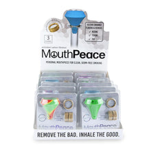 Load image into Gallery viewer, Moose Labs Mouthpeace Starter Kit Display - 10Ct