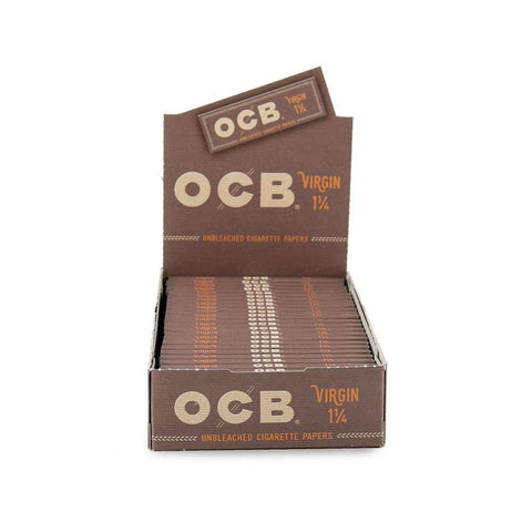 OCB Virgin 1-1/4