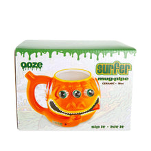 Load image into Gallery viewer, Ooze Ceramic Mug - Surfer