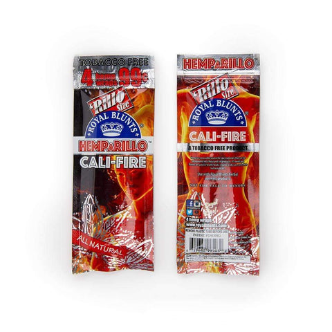 Hemparillo Hemp Wraps - Cali Fire