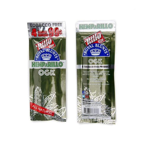 Hemparillo Hemp Wraps - OGK