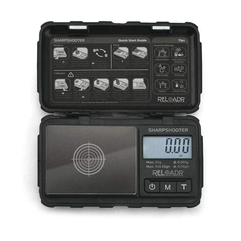 SHARPSHOOTER Digital Reloading Scale - 20 g x 0.001 g
