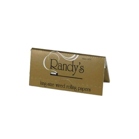 Randy's Classic Wired Papers King Size - 25ct