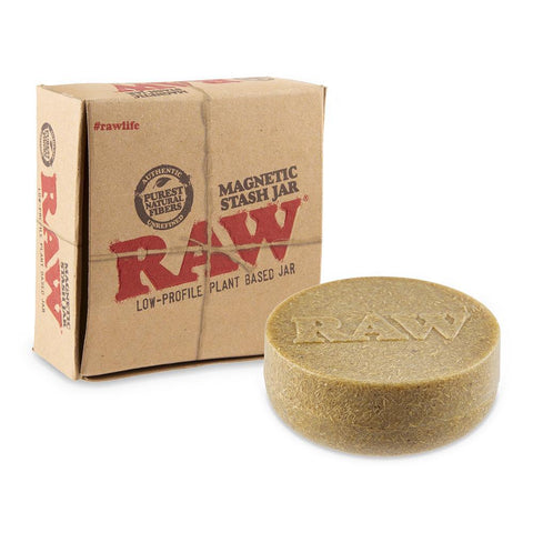 Raw Magnetic Stash Jar