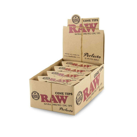 RAW Cone Tips - Perfecto - 20ct