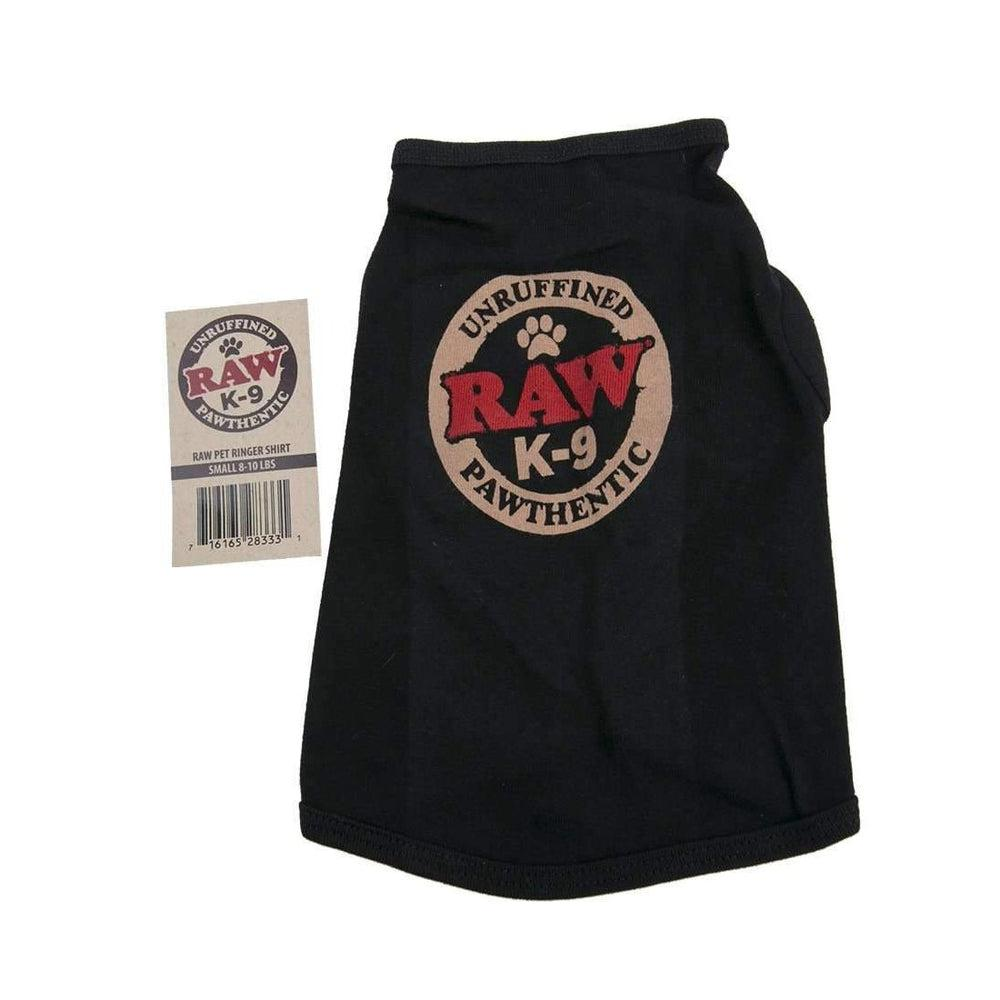 Raw Pet Ringer Shirt - Small Shirts
