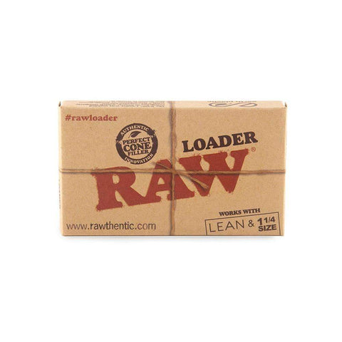 RAW Loader Lean & 1 1/4 Size