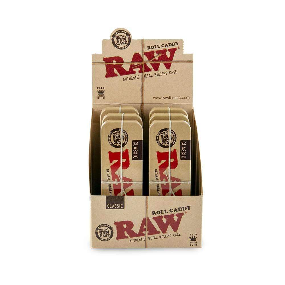 RAW Roll Caddy King Size Slim - 6ct