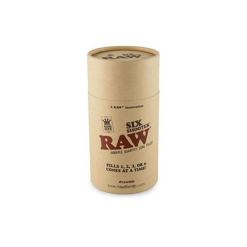RAW King Size Six Shooter