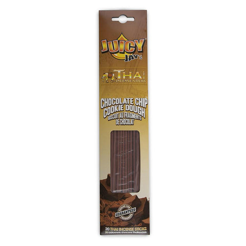 Juicy Jays Incense - Chocolate Chip - 20pk - 12ct