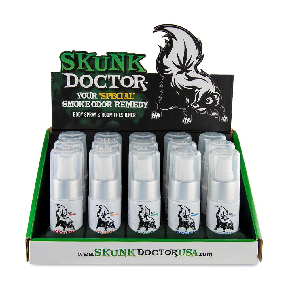 Skunk Doctor Air Freshener - 15ct
