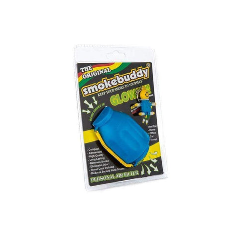 Smoke Buddy Original - Glow in the Dark - Blue