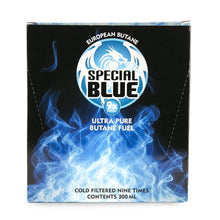 Load image into Gallery viewer, Special Blue Butane - 9X Refined 300Ml 12Ct Torches