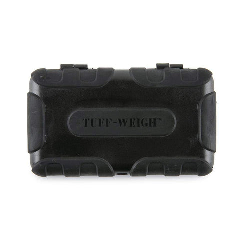 Truweigh Tuff-Weigh Scale - 1000g x 0.1g - Black/Black