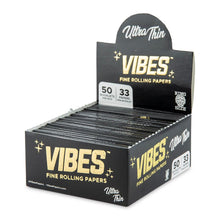 Load image into Gallery viewer, Vibes Papers King Size Slim - Ultra Thin - 50ct