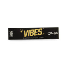 Load image into Gallery viewer, Vibes Papers King Size Slim - Ultra Thin 50Ct Hemp Wraps