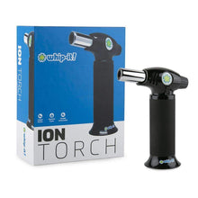 Load image into Gallery viewer, Whip It Torch - Ion Black Torches