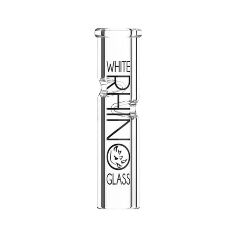 White Rhino Glass Tips – Round – 100ct